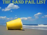 Sand Pail List