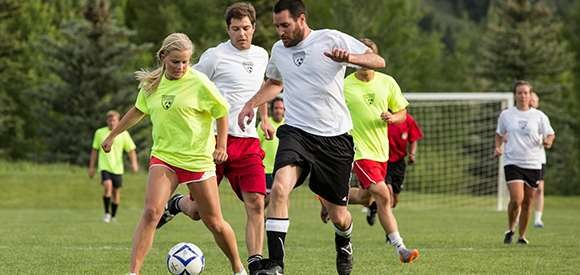Everett adult coed soccer
