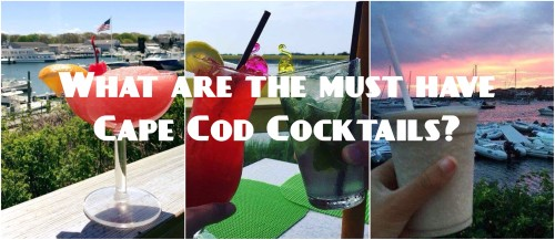 Cape Cod Cocktails