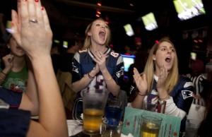 Cape Cod Super Bowl Parties