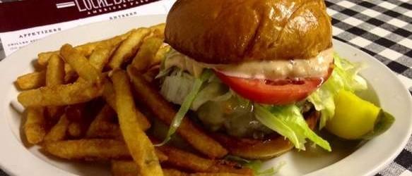 Best Cape Cod Burger