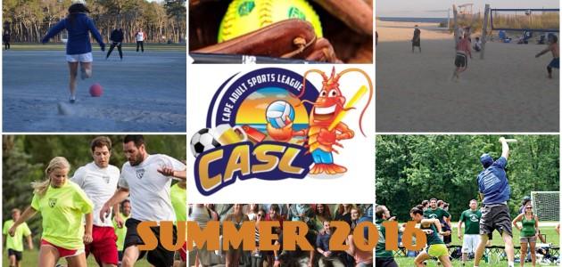 CASL Summer 2016